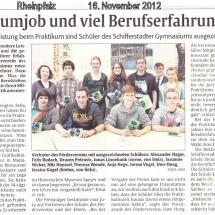 121116_Rheinpfalz_Praktikumsmesse
